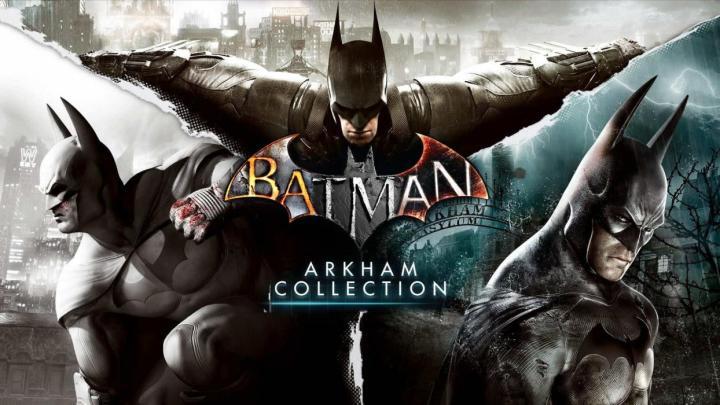 Batman Arkham Collection, pack físico con la trilogía Arkham, ya a la venta para PS4 y Xbox One