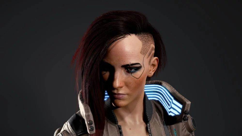 Cyberpunk 2077 muestra el increíble detallado de sus personajes en nuevas imágenes