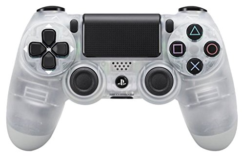 Ya a la venta el nuevo diseño especial Crystal White del Dualshock 4