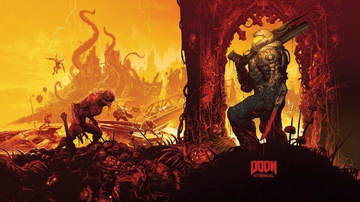 La edición física DOOM Slayers Collection llega el 20 de diciembre a PS4 y Xbox One