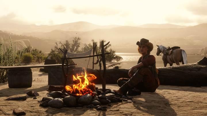 Reveladas las nuevas recompensas y objetos que llegan a Red Dead Online