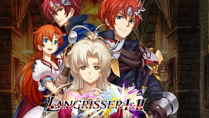 Anunciado el lanzamiento europeo de Langrisser I & II en PS4, Switch y PC para principios de 2020