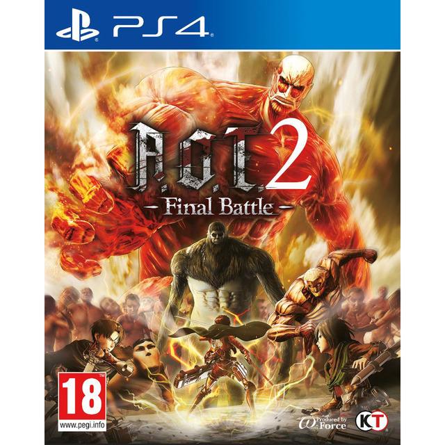 A.O.T 2: Final Battle