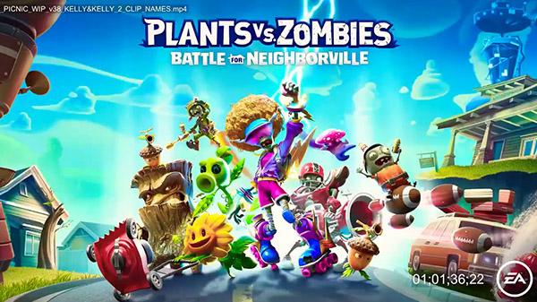 Filtrado el primer tráiler de Plants vs. Zombies: Battle for Neighborville