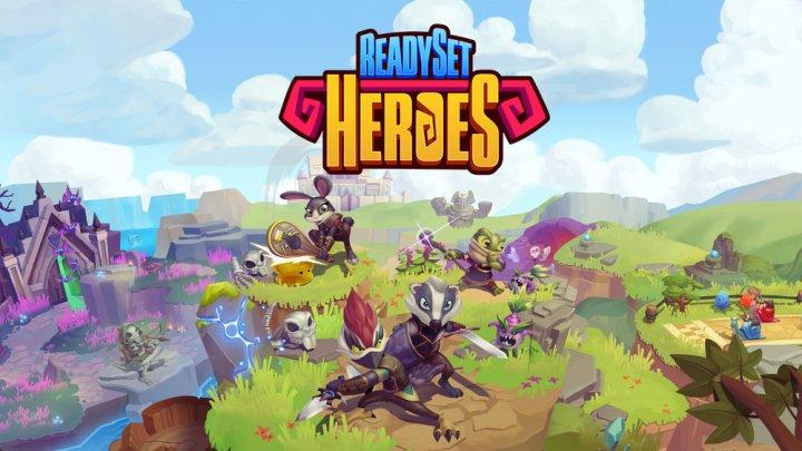 Ready Set Heroes llegará en exclusiva a PlayStation 4 el 1 de octubre