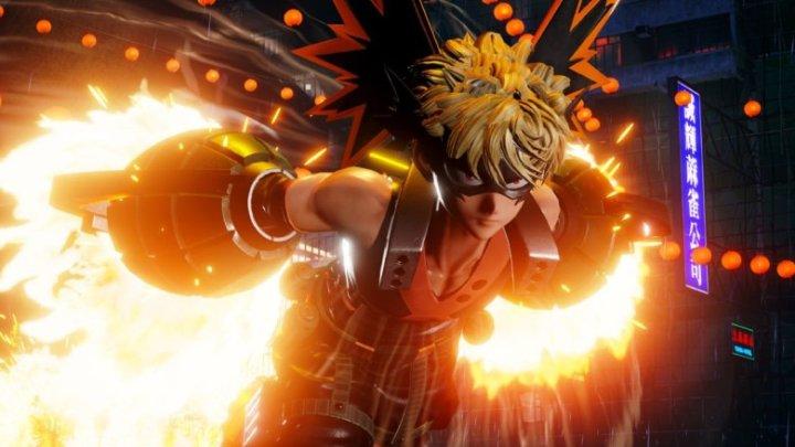 Majin Buu y Katsuki Bakugo se incorporan al plantel de luchadores de Jump Force