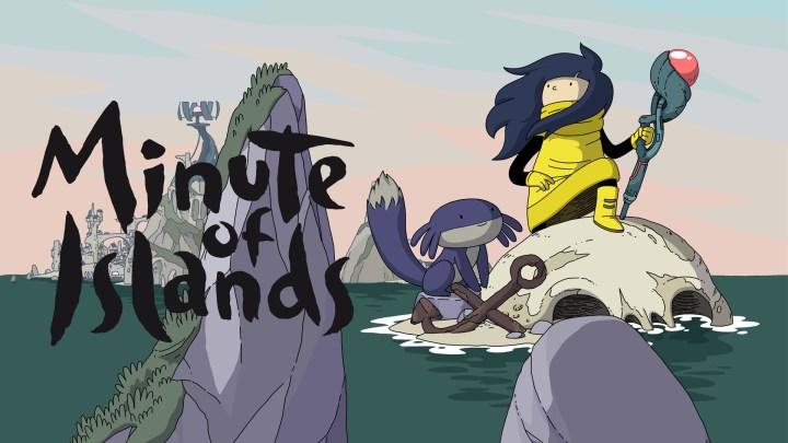 Anunciado Minute of Islands, aventura de puzles y plataformas que llega en 2020 a PS4, Xbox One, Switch y PC