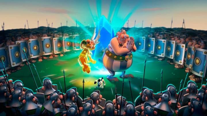 ¡Arranca la temporada de caza de jabalíes y romanos! Asterix & Obelix XXL3 : The Crystal Menhir ya disponible
