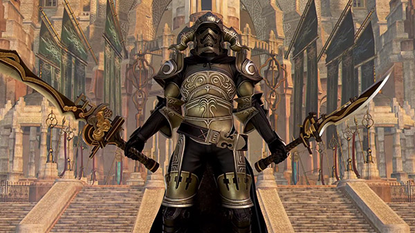 Gabranth se incorpora al plantel de personajes de Dissidia Final Fantasy NT