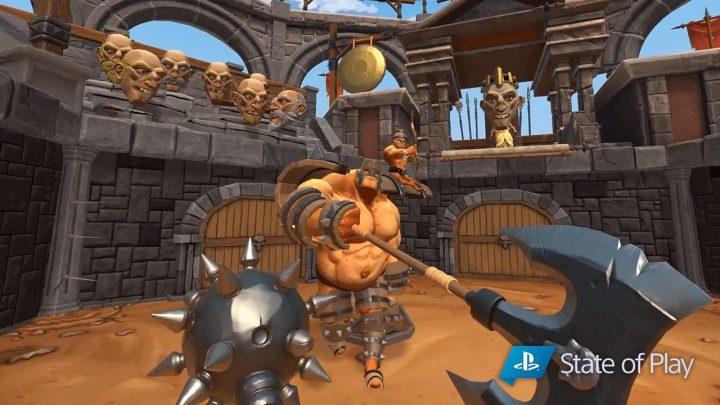GORN, el nuevo simulador de gladiadores, debuta en PlayStation VR