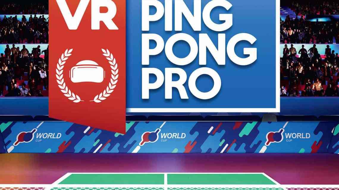 VR Ping Pong estrena nuevo gameplay sobre el modo arcade y la personalización