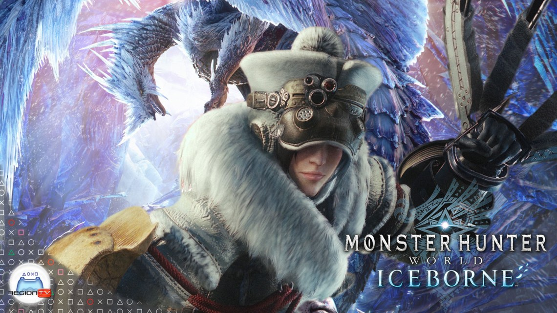 Region TV | Monster Hunter World: Iceborne
