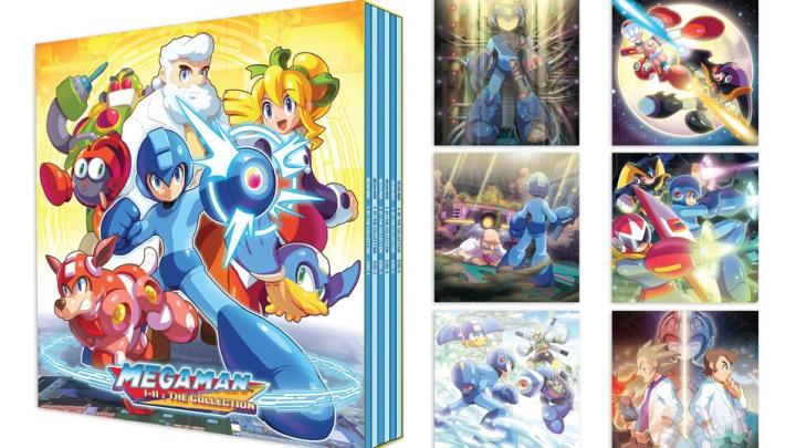 Anunciado Mega Man 1-11: The Collection, una increíble edición vinilo con 152 temas de la BSO