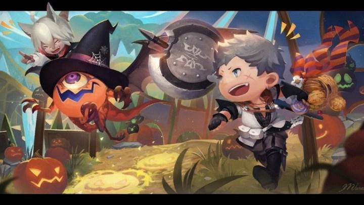 Final Fantasy XIV Online trae de vuelta un año más su evento de Halloween