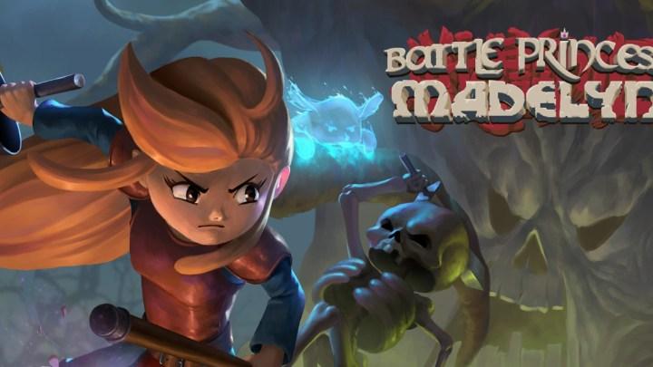 Battle Princess Madelyn se lanzará en Europa el 18 de octubre para PS4
