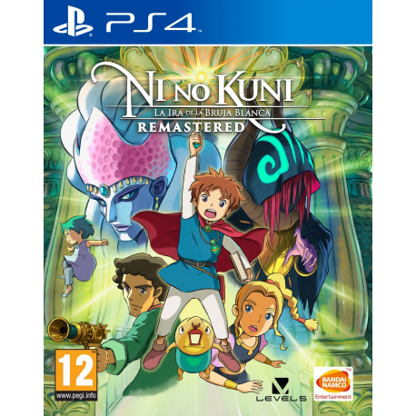 Ni No Kuni Remastered