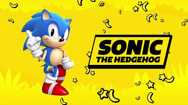 Sonic se suma como personaje jugable de Super Monkey Ball: Banana Blitz HD