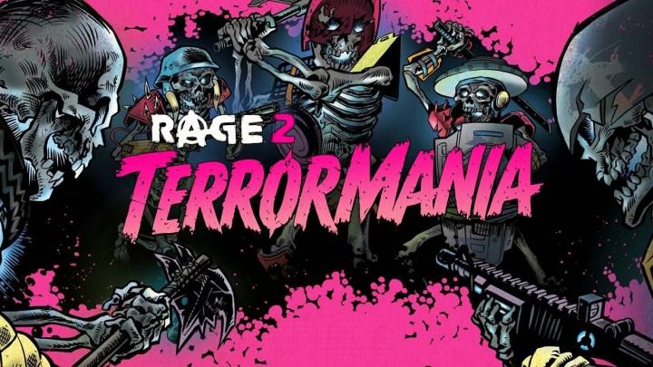 La expansión 'TerrorMania' de RAGE 2 ya está disponible | Tráiler de lanzamiento