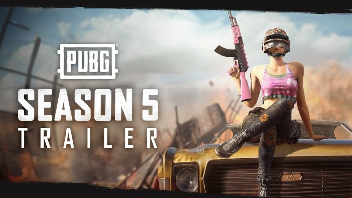PUBG | Ya está disponible la Temporada 5