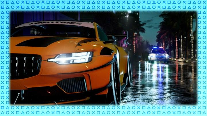 Avance | Need for Speed: Heat