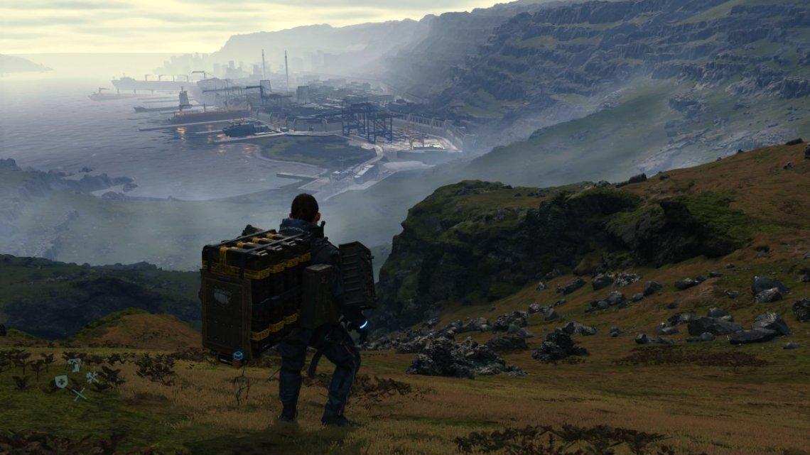 Death Stranding: Director's Cut anunciado para PlayStation 5