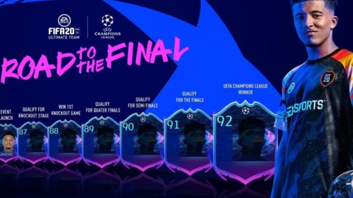 El evento 'Road to the Final' vuelve a FIFA 20