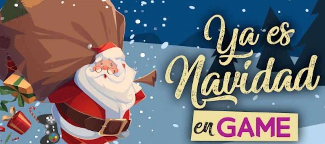 Anunciada la promoción 'Ya es Navidad en GAME' con rebajas disponibles hasta el 25 de diciembre