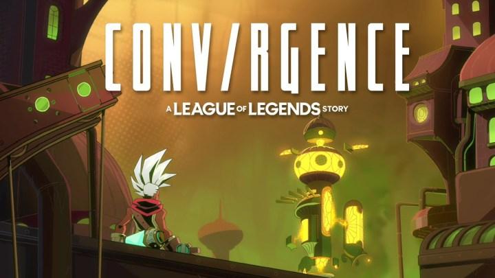 Riot Games anuncia CONV/RGENCE: A League of Legends Story para consolas y PC