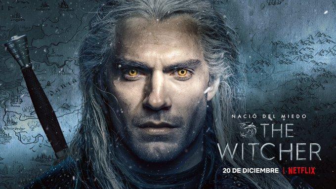 Así lucen Geralt, Yennefer y Ciri en los nuevos pósteres de la serie de Netflix sobre The Witcher