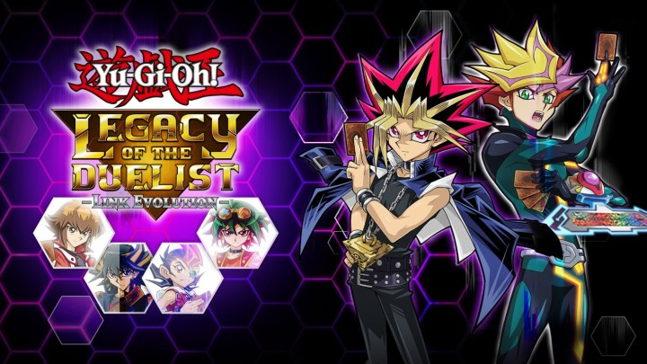 Yu-Gi-Oh! Legacy of the Duelist: Link Evolution se lanzará el 24 de marzo en PS4, Xbox One y PC
