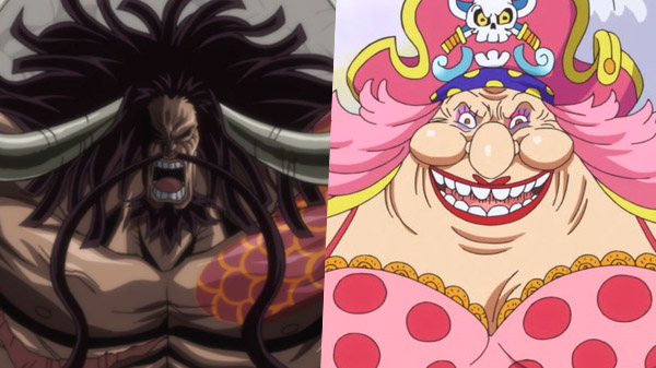 Basil Hawkins, Big Mom y Kaido protagonizan los nuevos vídeos de One Piece: Pirate Warriors 4