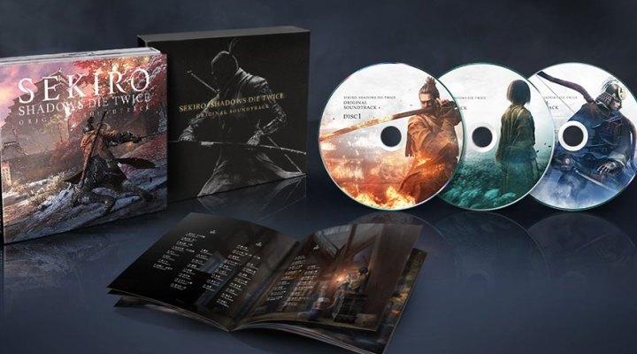 La edición física de la BSO de Sekiro: Shadows Die Twice ya dispone de fecha de lanzamiento