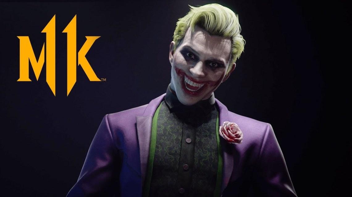 Así de increíble luce Joker en el nuevo tráiler de Mortal Kombat 11