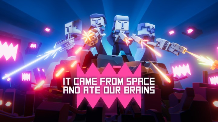 It Came From Space and Ate Our Brains, shooter arcade cooperativo, llega a PS4, Xbox One, Switch y PC