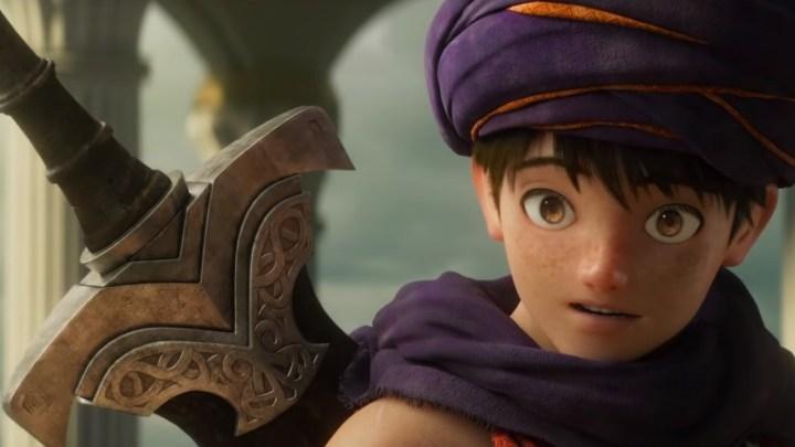 Ya disponible en Netflix la película 'Dragon Quest: Your Story'