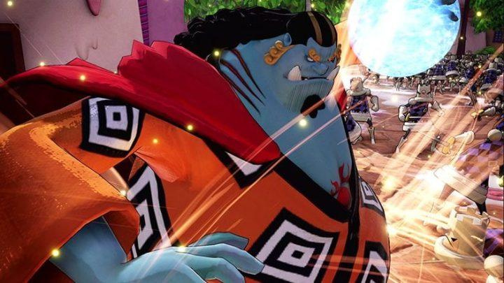 Jinbei protagoniza el nuevo tráiler de One Piece: Pirate Warriors 4