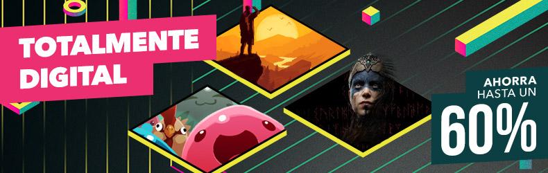 Arranca la promoción 'Totalmente Digital' con increíbles descuentos en PlayStation Store