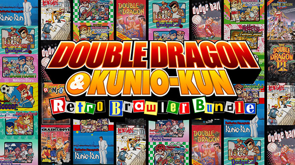 Double Dragon & Kunio-kun Retro Brawler Bundle confirma su lanzamiento en occidente para PS4 y Switch