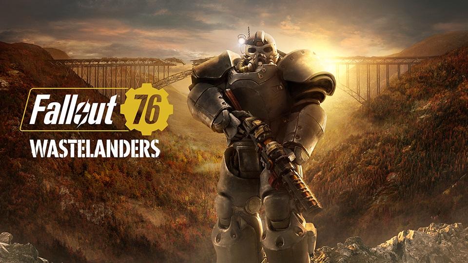 Nuevos detalles sobre los 'Aliados', PNJ humanos especiales que llegarán a Fallout 76: Wastelanders