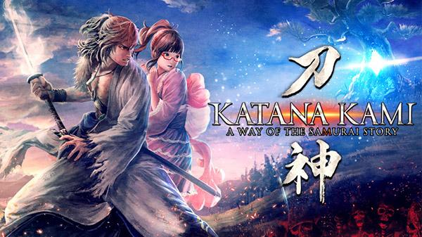 Katana Kami: A Way of the Samurai Story confirma su lanzamiento en occidente