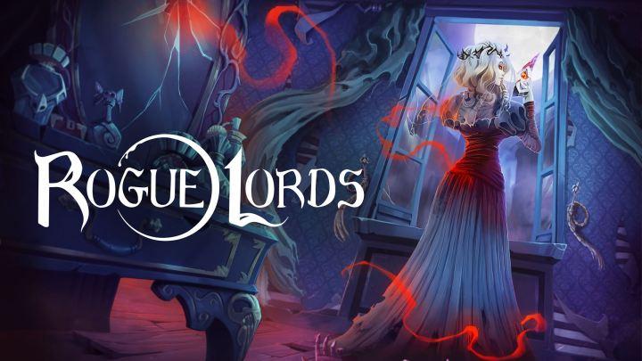 Rogue Lords, rogue-like por turnos, debutará en consolas a principios de 2022