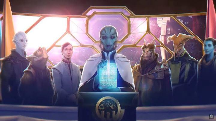 Stellaris: Console Edition anuncia la fecha de lanzamiento del Expansion Pass 2