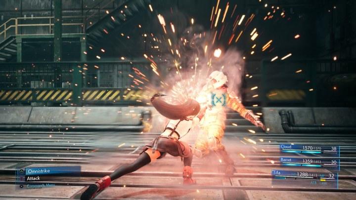 Red XIII protagoniza una nueva imágen del remake de Final Fantasy VII