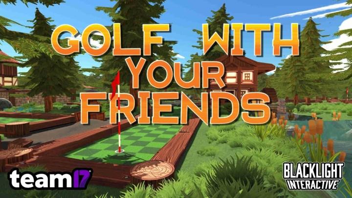 La versión final de Golf With Your Friends llegará el 19 de mayo a PS4, Xbox One, Switch y PC