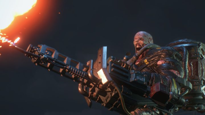 El nuevo gameplay del remake de Resident Evil 3 nos enseña a sobrevivir a Nemesis
