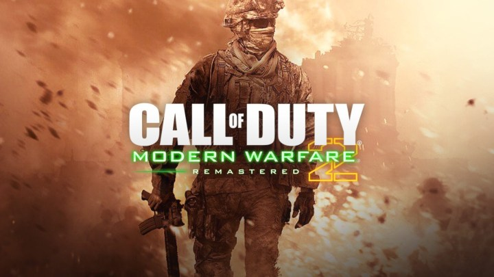 Filtrado el artwork de Call of Duty: Modern Warfare 2 Campaign Remastered
