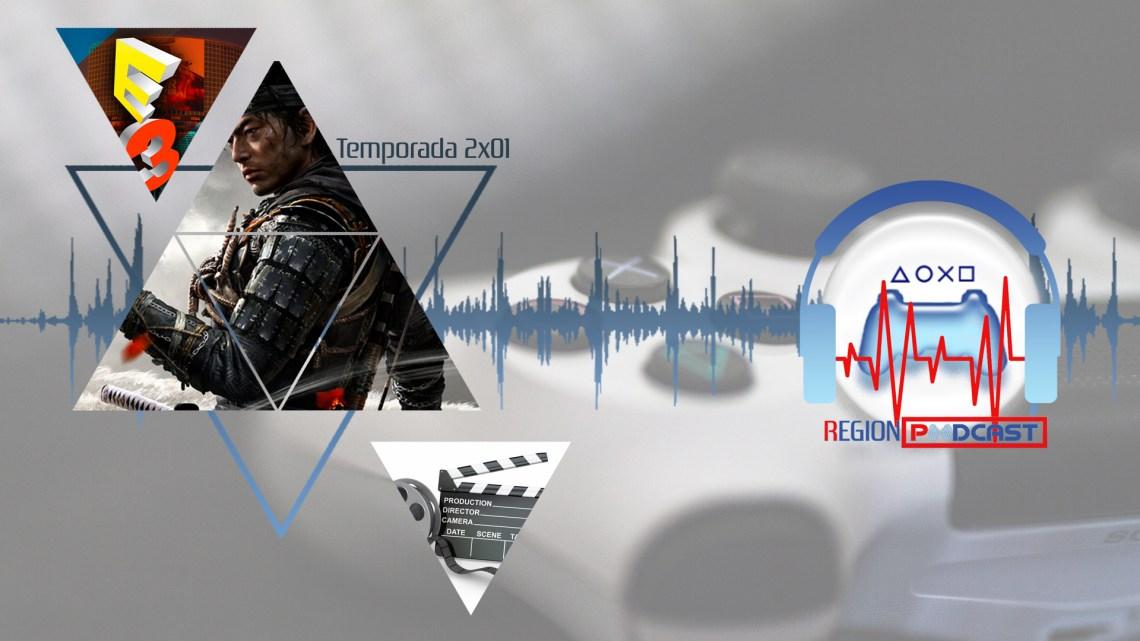 Regionpodcast 2.1:: Demo de FFVII Remake, cancelaciones por el Coronavirus y series o pelis que nos han gustado…