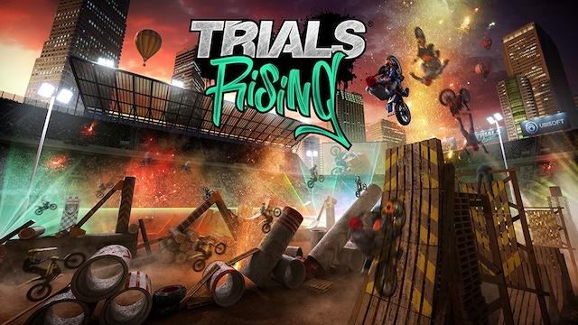 Trials Rising presenta Gigatrack, su nuevo evento gratuito