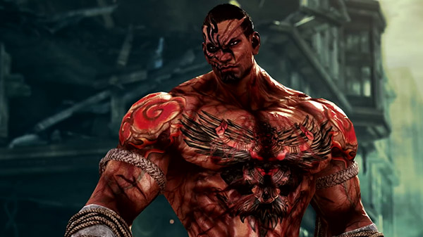 Fahkumram, el nuevo luchador de Tekken 7, se incorporará al elenco de personajes la próxima semana