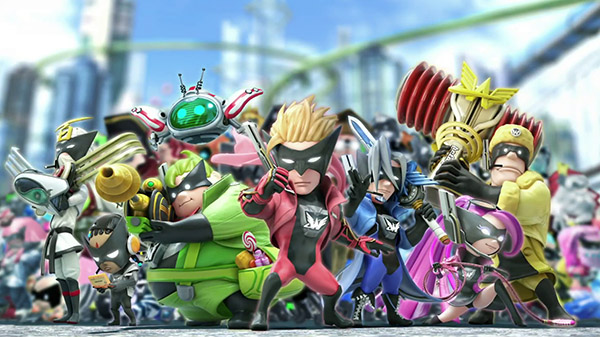 Platinum Games presenta nuevo tráiler de The Wonderful 101: Remastered